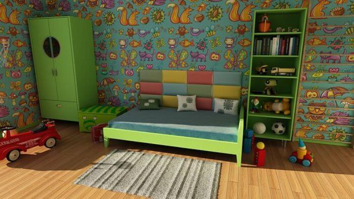 子ども部屋4.5畳は狭い?大きい部屋は必要ない3つの理由