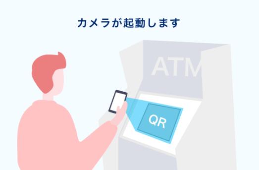 ペイペイセブン銀行ATMでのチャージ方法③
